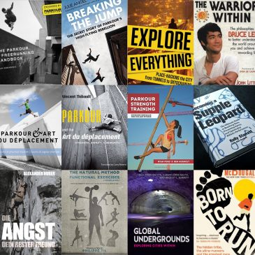 Quality Parkour / Movement Books and Literature